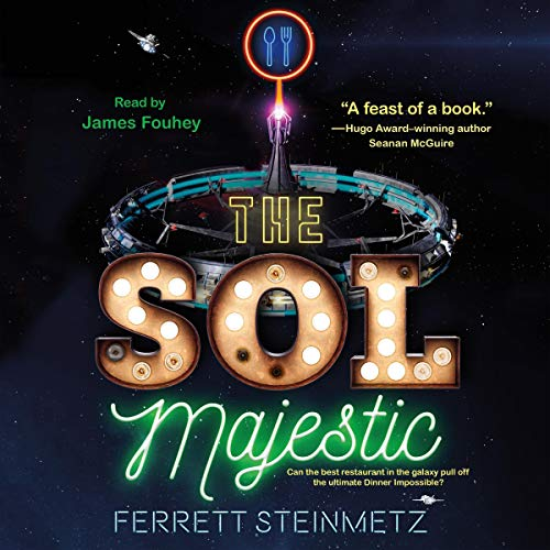 Couverture de The Sol Majestic