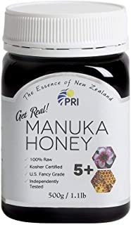 PRI Manuka Honey 5+ 1.1lbs