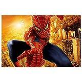 CZX Puzzle Marvel Spider-Man Jigsaw Adult Dekomprimierung Holz Puzzle Kinder Puzzle Spielzeug...