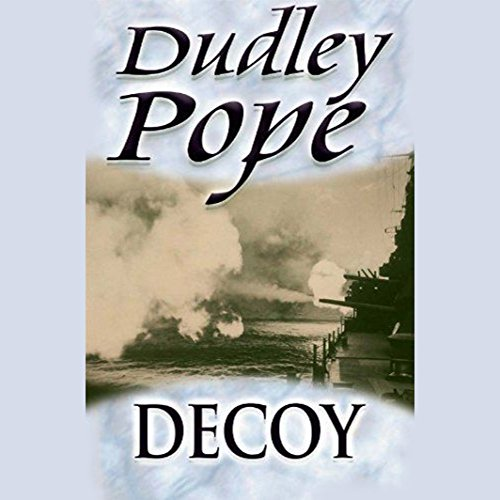 Decoy audiobook cover art