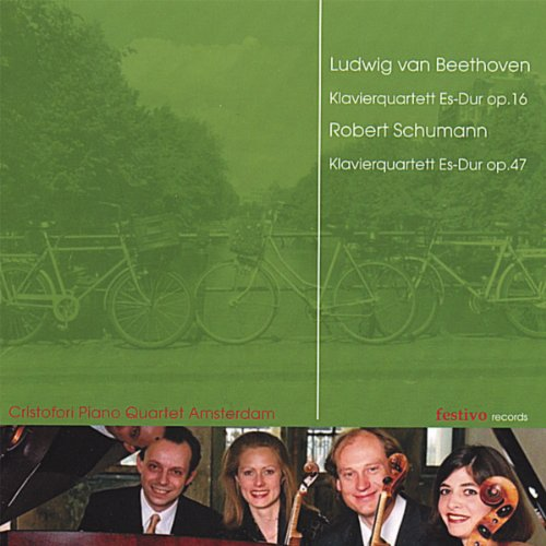 Klavierquartett Es-Dur, op. 16, 3 Rondo - Allegro, ma non tanto