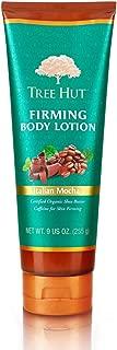 Tree Hut Firming Body Lotion Italian Mocha, 9oz, Ultra Hydrating Body Lotion for Nourishing Essential Body Care
