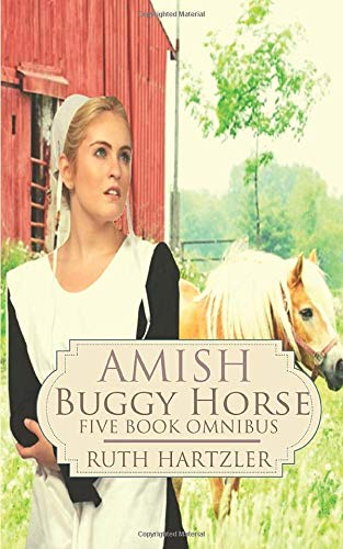 Amish Buggy Horse Five Book Omnibus