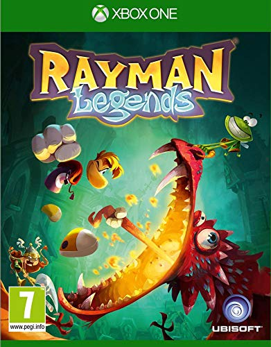 Rayman Legends Jeu XBOX One