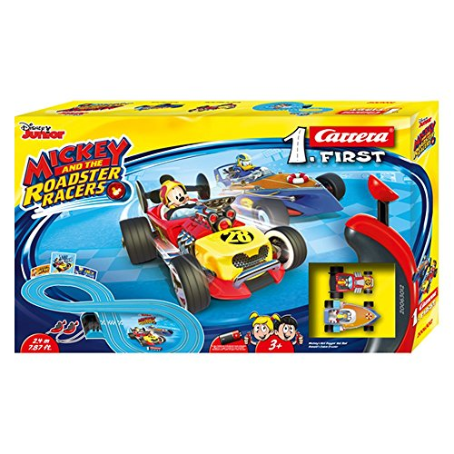 Carrera First Mickey und die Roadster Racers - 2