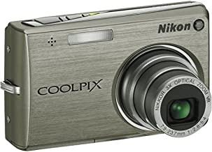 Coolpix S700 12.1MP Digital Camera with 3x Optical Zoom with Vibration Reduction (Silver)