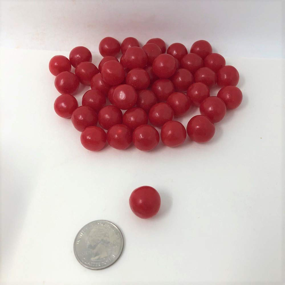 shopping Red Cherry Fruit Sours Chewy Candy Regular discount Bag Balls 1LB