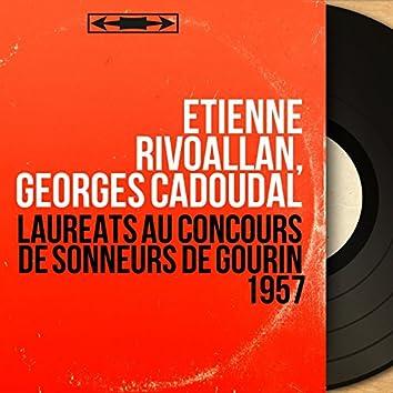Lauréats au concours de sonneurs de Gourin 1957 (Mono Version)