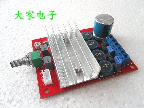 Great Features Of Diybigworld TDA7492 digital power amplifier board 50W50W power over TA2020 TPA3123...