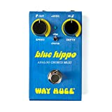 Way Huge Smalls Blue Hippo Analog Chorus Guitar Effects Pedal (WM61)