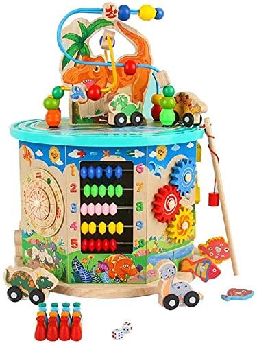 NA Cubo attività per Bambini |11 in 1 Centro di...