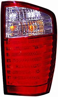 Depo 323-1924R-AS Kia Sedona Passenger Side Replacement Taillight Assembly