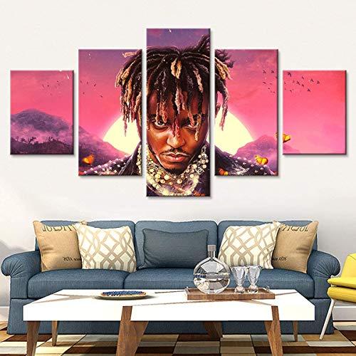 Legends Never Die Rap Singer Juice WRLD Hip-hop Canvas Posters