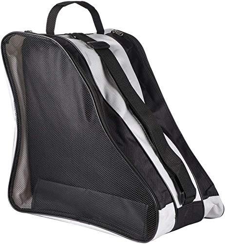 xcxc Schlittschuh-Tasche Rollschuh-Tasche Inline-Schlittschuh-Taschen Rollschuh-Tasche Hockey-Schlittschuh-Taschen Rollschuh-Schlittschuh-Taschen für Eislauf-Schutzausrüstung