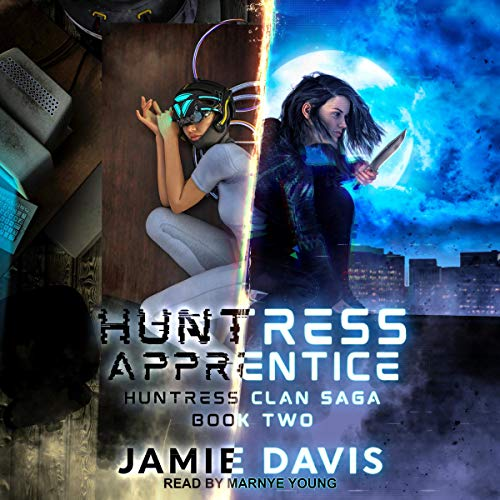 Huntress Apprentice  By  cover art