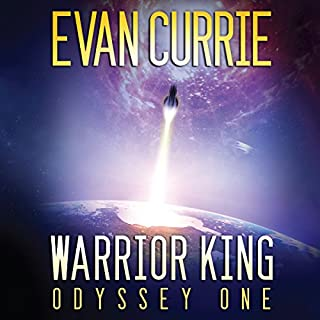 Warrior King     Odyssey One, Book 5              Written by:                                                                                                                                 Evan Currie                               Narrated by:                                                                                                                                 David de Vries                      Length: 9 hrs and 14 mins     3 ratings     Overall 5.0