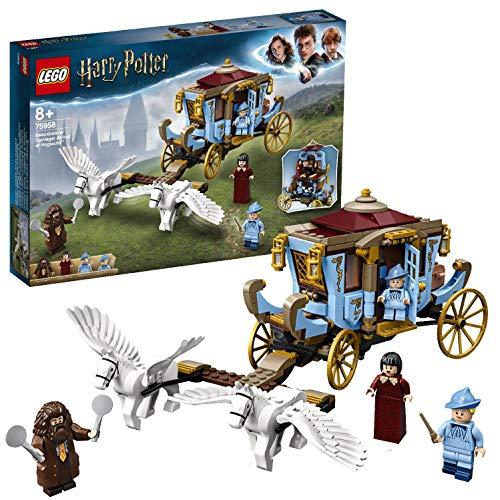 LEGO - Harry Potter - Le carrosse de Beauxbâtons : l'arrivée à...