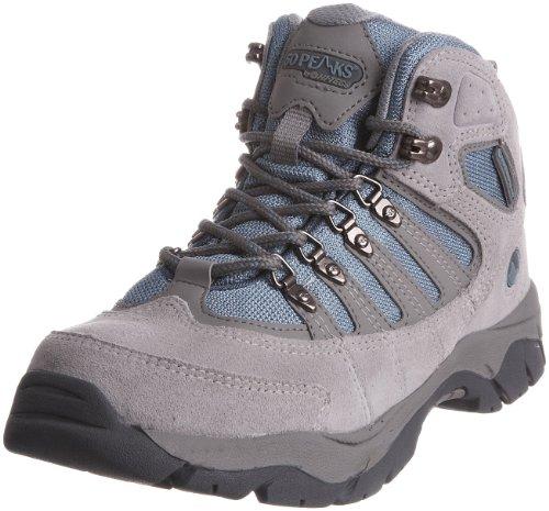 50 Peaks by Hi-Tec Mckinley Wp, Chaussures randonnée femme - Gris-TR-D1-8, 42 EU (8 UK)