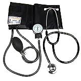 Sphygmomanometer (Blutdruckmessgerät mit Stethoskop) im Vergleich
