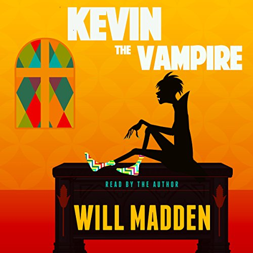 Kevin the Vampire audiobook cover art
