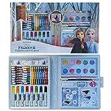 Colori Frozen II Disney Elsa Anna Valigetta 52 Pezzi Bambina - FR0647
