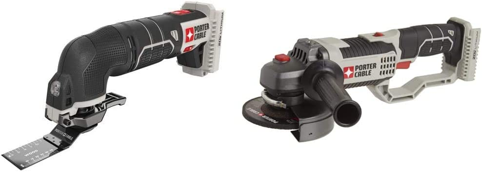 PORTER-CABLE 20V Max 60% OFF MAX Oscillating with 11-Piece Max 50% OFF Accessories Tool