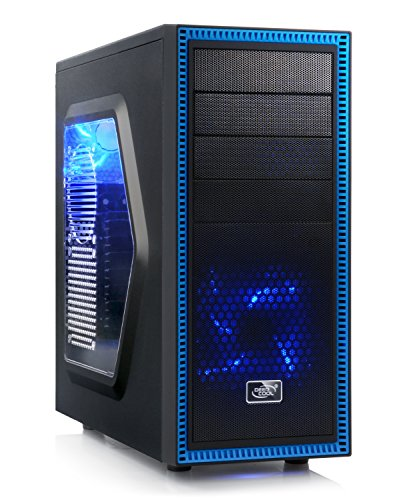 CSL aufrüst 804-pc Intel Core i7 – 5820 K 6 x 3300 MHz, 16 GB RAM, GeForce gt610-usb 3.0