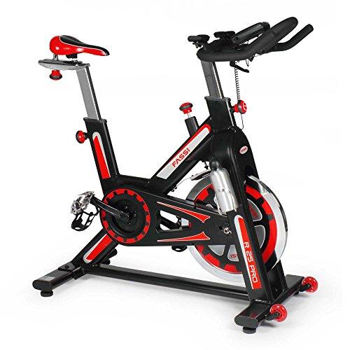 Fassi Fit Bike R 25 con Fascia Cardiaca Inclusa