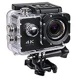 Callie Sports Action Camera 4k Action Camera (Black, 16 MP)