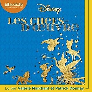 Couverture de Disney - Les chefs d'œuvre