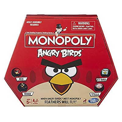 Monopoly Angry Birds Game