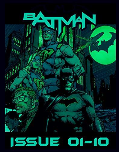 Batman: 2016 batman dc superhero comic books FAN books collection 01 (English Edition)