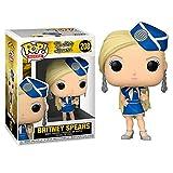 Good Buy Funko Pop Rocks : Britney Spears#208 3.75inch Vinyl Gift for Music Fans Figure