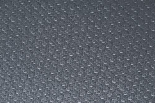 Bry-Tech Marine1 Marine Vinyl Upholstery Fabric Dark Gray Carbon Fiber 54' Wide by 10 Yards Boat Auto