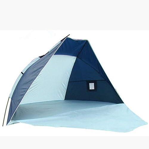 BestUr de plein airlife Tente Extérieure Simple Double Tente de Pêche auvent Tente de Tente de Plage