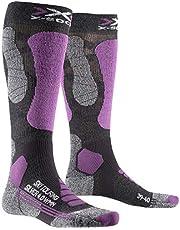 X-Socks Ski Touring Silver 4.0 Wmn Calzini Donna