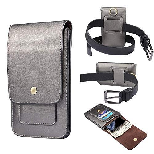 Soporte de cuero para cinturón con clip para Samsung Galaxy Note 20, note20 Ultra, s20+, s20 Ultra, S10 Lite,Note10 Lite,A71 5G, A81, A51 5G, A21s
