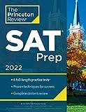 Princeton Review SAT Prep, 2022: 6 Practice Tests + Review & Techniques + Online Tools