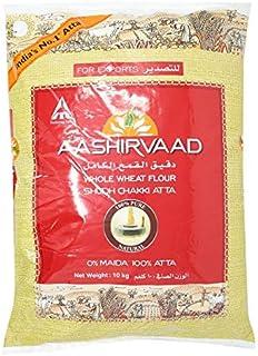 Aashirvaad Whole Wheat Flour Shudh Chakki Atta - 10 kg