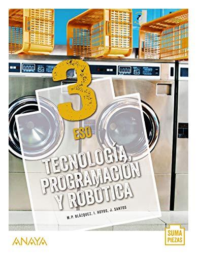 Tecnología, Programación y Robótica 3.