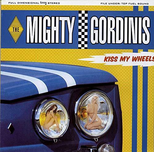 Kiss My Wheels [Vinyl LP]