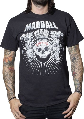 "Madball ""Empire"" T-Shirt, Black, S"
