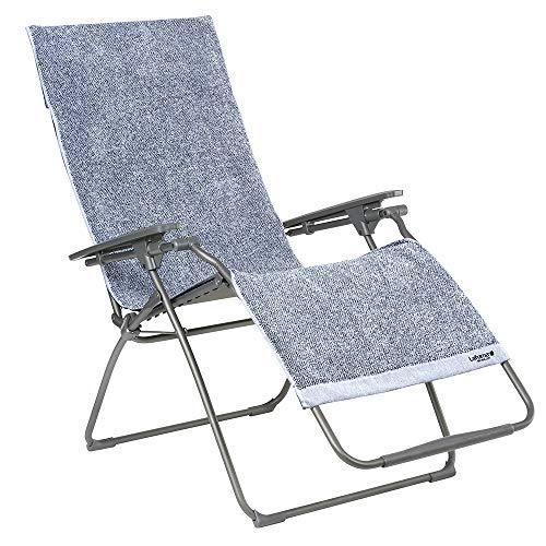 LAFUMA MOBILIER Badetuch für Relax Liegestühle, 100% Baumwolle, Farbe: Iroise, LFM2972-9302