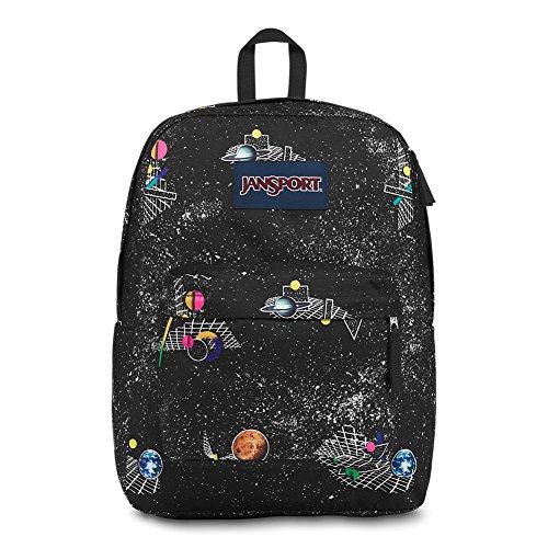 JanSport Superbreak Backpack - Space Metrics - Classic, Ultralight