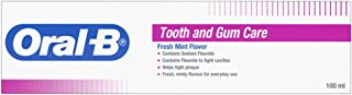 Oral-B Tooth and Gum Care Dental Toothpaste, 3ct