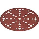 Festool 575162Multi-Jetstream - 50 discos para lijadora - Granate - 150mm de diámetro, 575186 0W, 0V