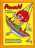Pumuckl in Schreibschrift. Pumuckl Und Der Schnupfen, Pumuckl Und Der Gartenzwerg, Die Geheimnisvolle Schaukel