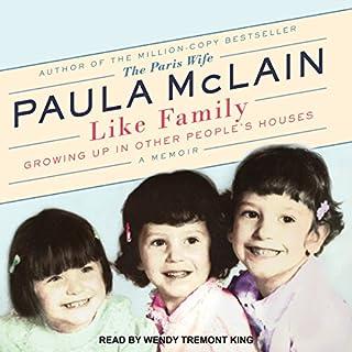 Like Family audiobook cover art