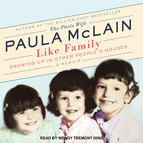 Like Family audiobook cover art