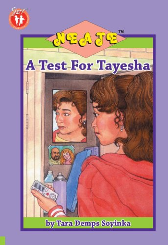 NEATE Book 5: A Tesy For Tayesha (English Edition)